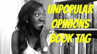 unpopular opinions book tag original