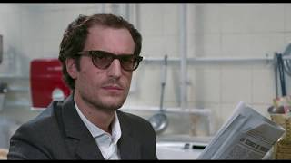 Redoubtable / Le Redoutable (2017) - Trailer (English Subs)