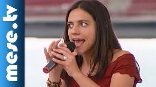 Palya Bea: Kastély, kastély (koncert részlet, gyerekdal) | MESE TV
