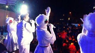 Новий рік в Бучі 2016: запалюємо під українські пісні