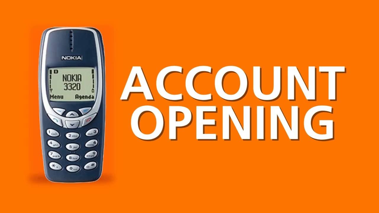 737 Account Opening