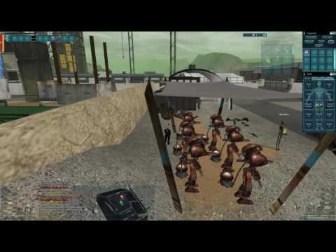 Anarchy Online good gameplay video wow