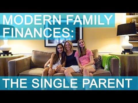 Modern Family Finances: The Single Parent