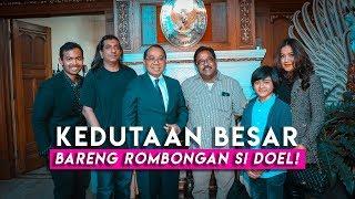 BERKUNJUNG KE KEDUTAAN BESAR INDONESIA DI BELANDA! | REZZVLOG MP3