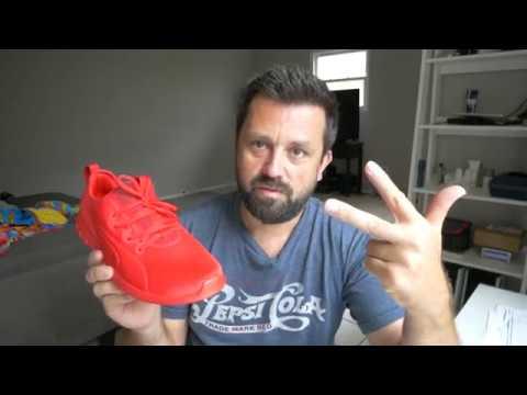Puma Carson 2 X Red - Men's Sneaker
