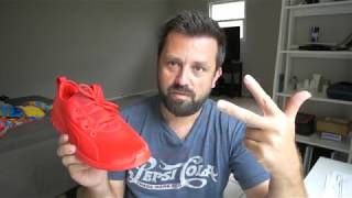 Puma Carson 2 X Red - Men's Sneaker Review