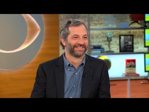 """Judd Apatow on return to stand-up comedy, new show """"Crashing,"""" """"Girls"""""""
