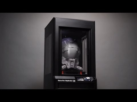 MakerBot Replicator Z18 | Introduction