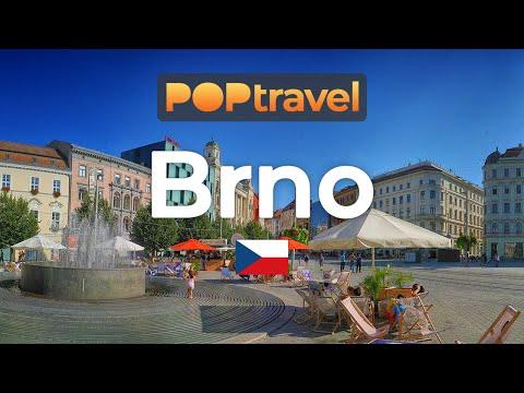 Walking in BRNO / Czech Republic