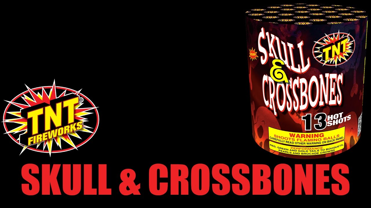 Skull & Crossbones - TNT Fireworks® Official Video