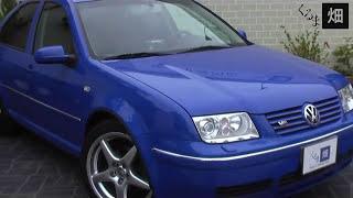 VW BORA V6  4MOTION   2009年3月30日 ボーラ