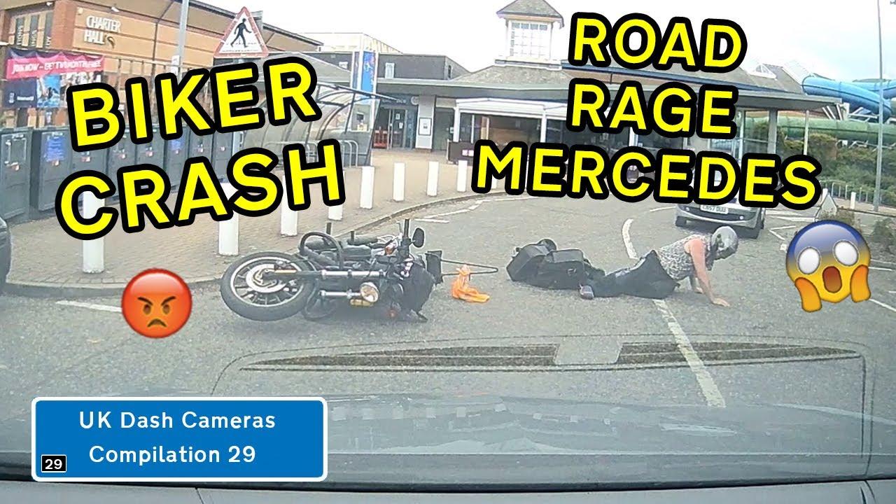 UK Dash Cameras - Compilation 29 - 2020 Bad Drivers, Crashes + Close Calls