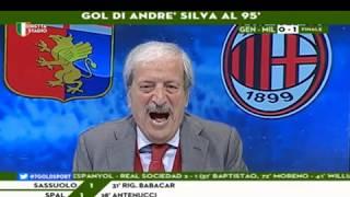 DIRETTA STADIO | Genoa - Milan 0-1 | Il delirio di Crudeli al goal di Andre Silva! streaming