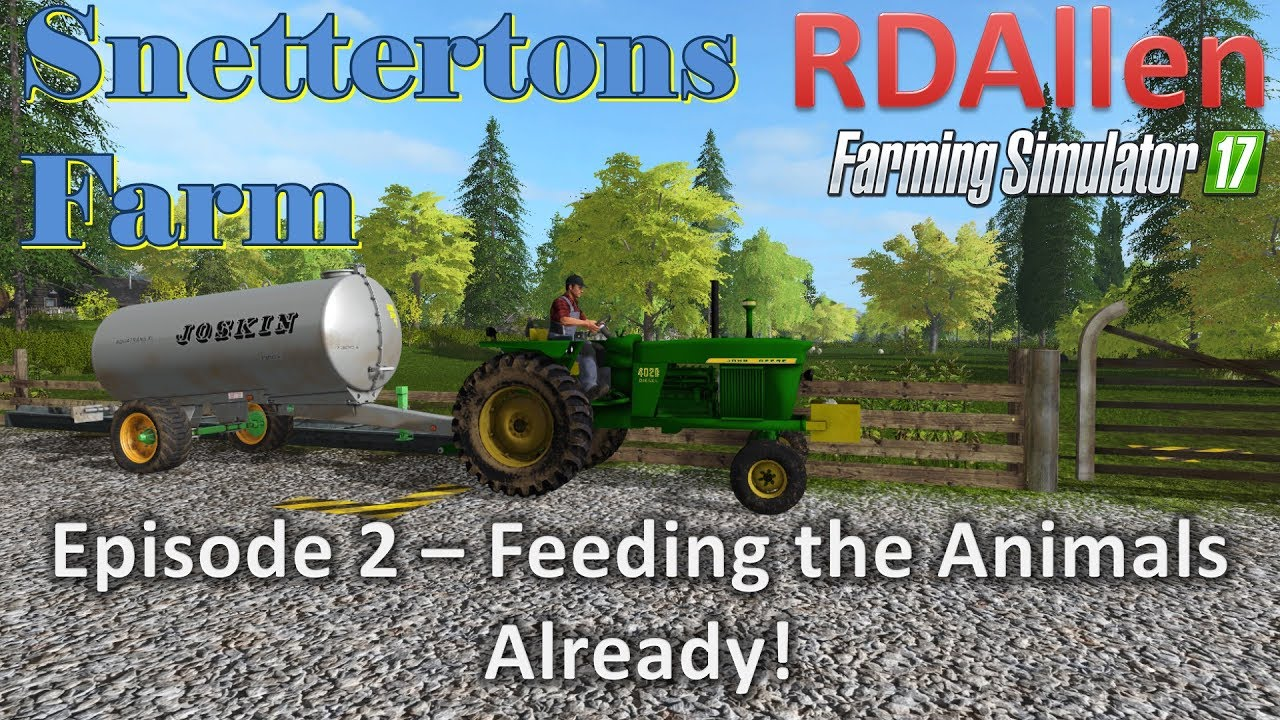 how to buy animals in farming simulator 17