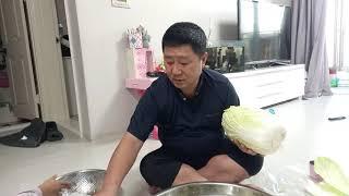 배추겉절이 먹고싶을 때 직접해야 맛있음