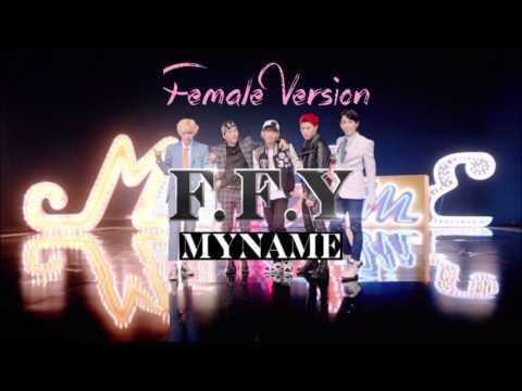 MyName - F.F.Y [Female Version]