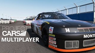 Project CARS Multiplayer Gameplay - EPIC FIGHT (60FPS Project Cars PS4 Gameplay)