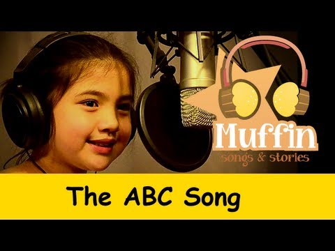 The Alphabet Song ABC Song  Family Sing Along  Muffin Songs
