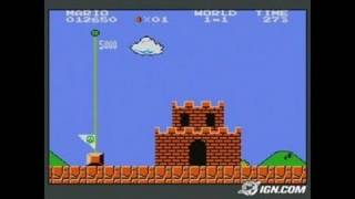 Super Mario Bros. (Classic NES Series) Game Boy Gameplay