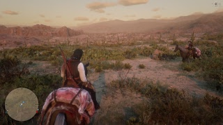 RED DEAD REDEMPTION 2 RELAXING AND HUNTING $100 PSN AT 500 SUBS