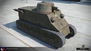 kolohousenka танк - обзор