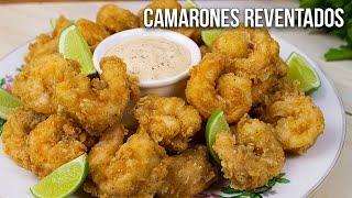 CAMARONES REVENTADOS