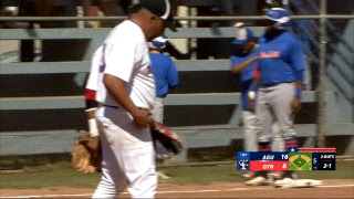 Softbol Mets de Guaynabo vs Mucaros de Aguada