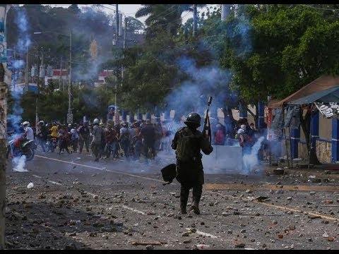 Fuerte enfrentamiento en la UNI por reformas al INSS