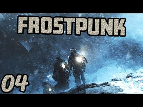 FROSTPUNK FULL GAME GAMEPLAY - Part 4 - Order and Faith