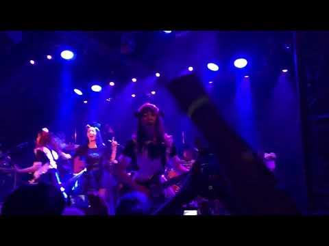 Bandmaid- Moratorium @Echoplex LA (Shortened Version)
