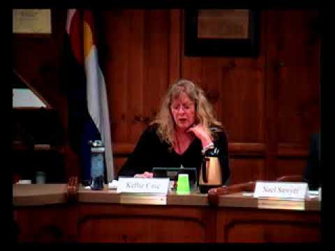 Woodland Park Chamber of Commerce Candidate Forum 03/13/2018