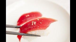How???Traditional Japanese dishes   Họ đã làm như thế nào - 🍣 sushi cá ngừ