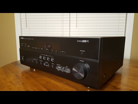 Home Theater Basics - AV Receiver Setup