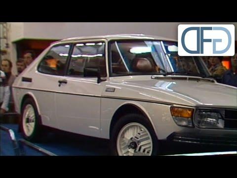IAA 1977 - Saab Turbo   Rover 3.5   Range Rover   Mazda RX-5   De Tomaso Pantera (1/3)
