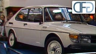 IAA 1977 - Saab Turbo | Rover 3.5 | Range Rover | Mazda RX-5 | De Tomaso Pantera (1/3)
