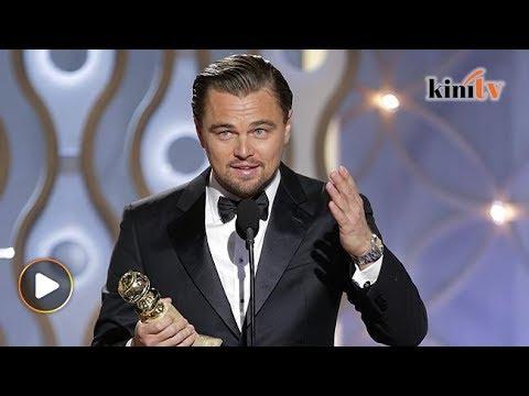 DiCaprio pulang Oscar