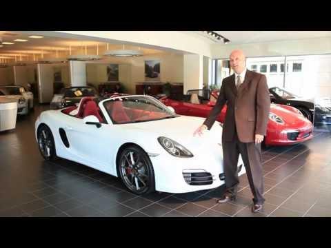2014 Porsche Boxster Review- Park Place Porsche Dallas