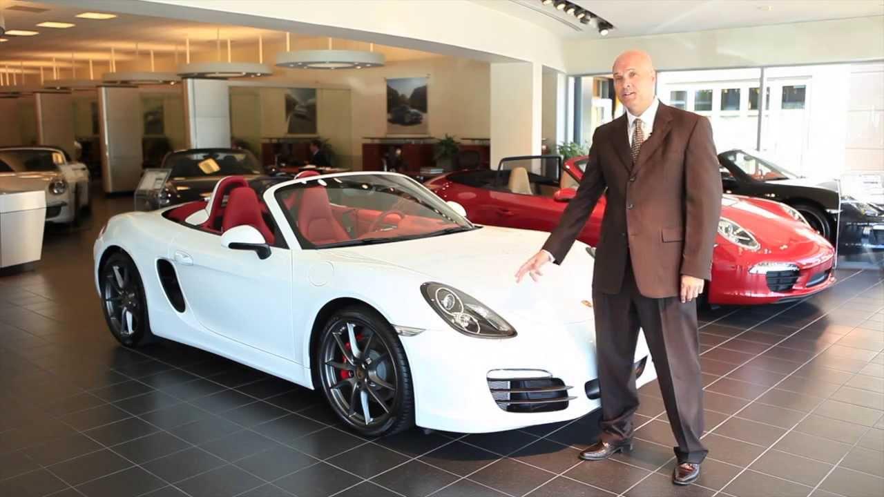 2014 Porsche Boxster Review Park Place Porsche Dallas