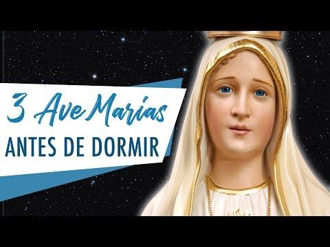 A devoção das três Ave-Marias antes de dormir   Instituto Hesed