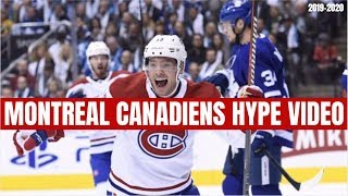 Montreal Canadiens Hype Video | NHL 2019-20 Pump Up (Montage)