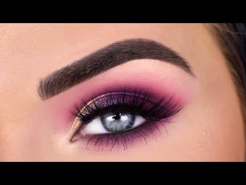 ABH x Jackie Aina Palette | Eye Makeup Tutorial + NEW Luminous Foundation thumbnail