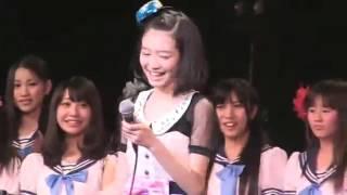 アイドル横丁祭 中学生うた姫決定戦 おはガールちゅ!ちゅ!ちゅ! 岡本夏...