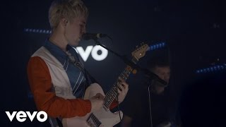 Will Joseph Cook - Treat me like a lover (Live) - Vevo @ The Great Escape 2017