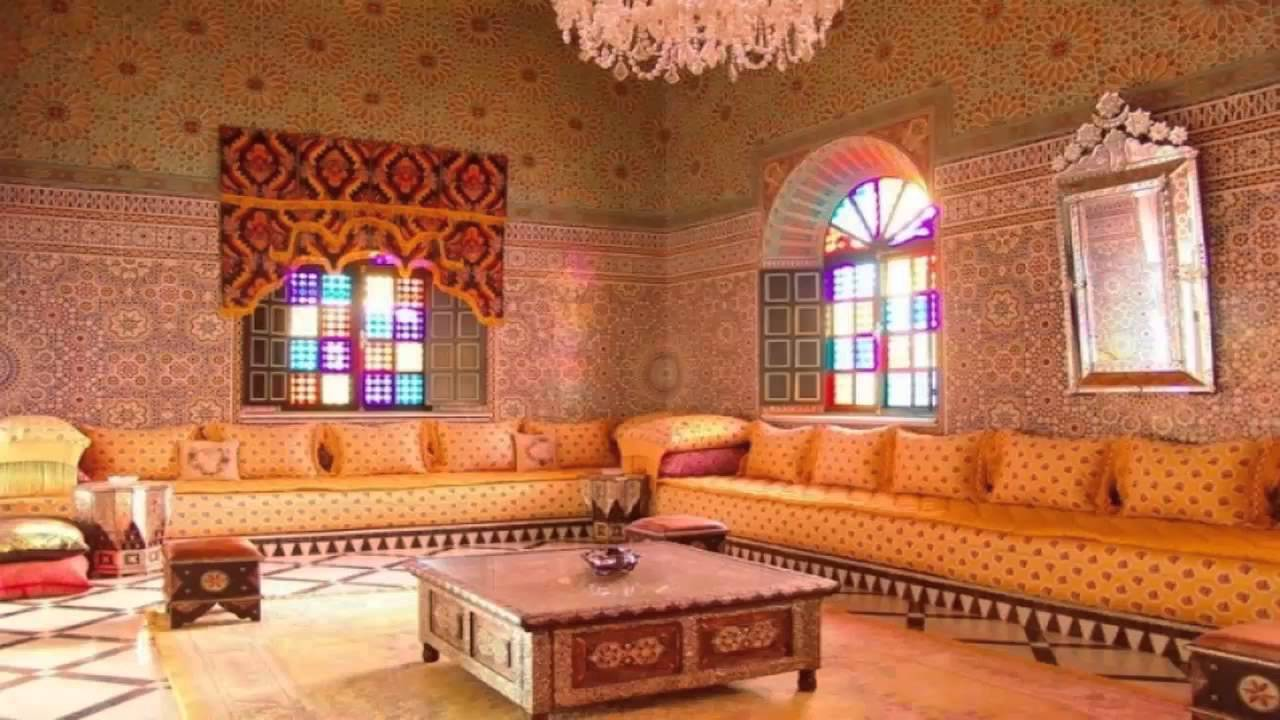 Youtube - Salon beldi marocain decoration ...