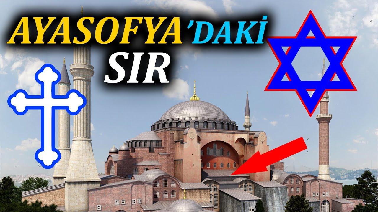 AYASOFYA'nın SIRLARI - FATİH SULTAN MEHMET'in Bedduası ve AYASOFYA Tarihi (YENİDEN YÜKLENDİ)BELGESEL
