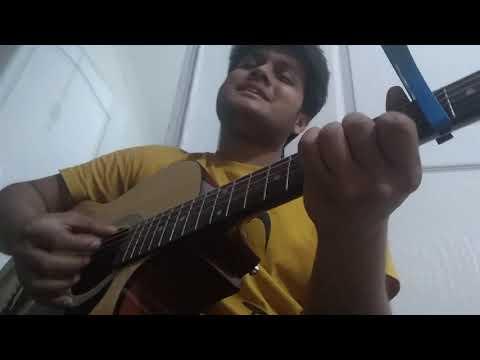 Mera Naam Tu - Adarsh Tiwari || Acoustic Cover || Abhay Jodhpurkar || Ajay-Atul || SRK || ZERO