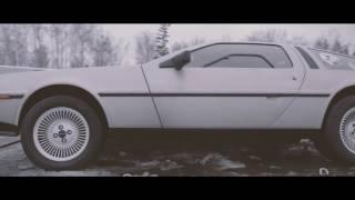 Машина времени DeLorean Detrocartel