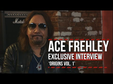 Ace Frehley Talks Paul Stanley, Slash, Lita Ford, John 5 + More on 'Origins Vol. 1'