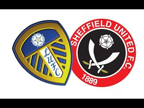 Leeds United 1 v Sheffield United 2,  27/10/17