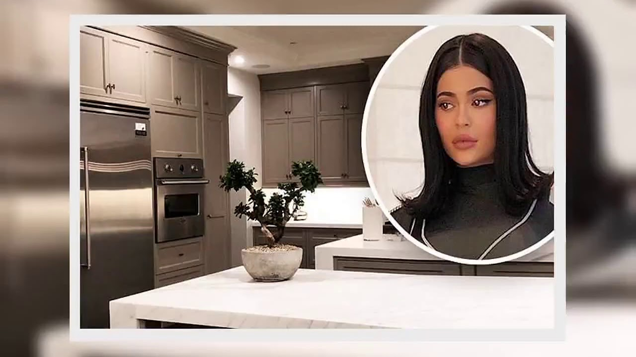 Inside Kylie Jenners newly remodelled $6m Hollywood